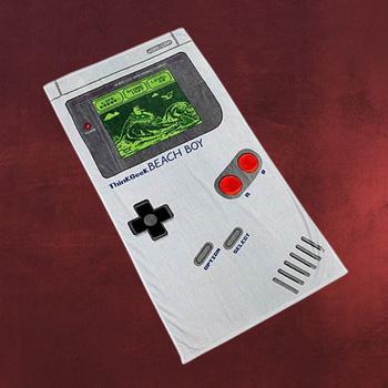 Nintendo Controller Strandtuch
