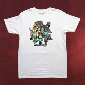 Minecraft - Party Kinder T-Shirt