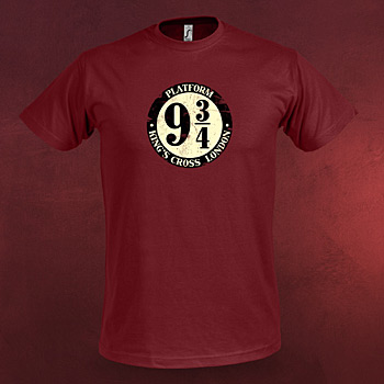 Harry Potter - 9 3/4 T-Shirt