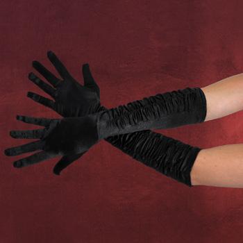 Galahandschuhe schwarz