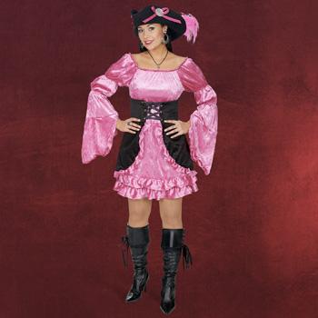 Piraten Lady pink