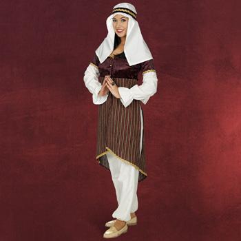 Wüstenbraut Alisi Kostüm Damen