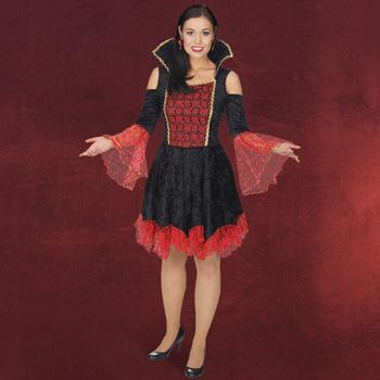 Gothic Lady Kostüm Damen