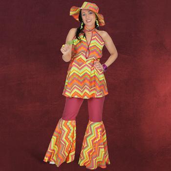 Hippie Kost�m Damen