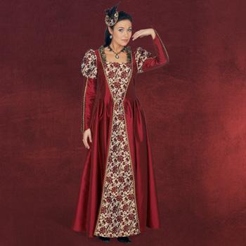 Tudor Kleid Katharina