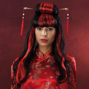 Geisha Per�cke