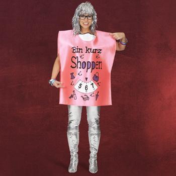 Tussi Parkscheibe Kostüm Damen