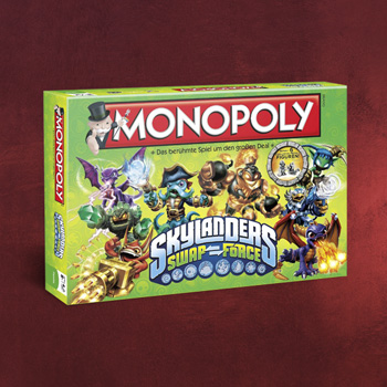 Skylanders - Swap Force Monopoly