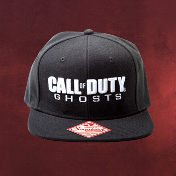 Call of Duty - Ghosts Snapback Cap