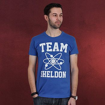 Big Bang Theory - Team Sheldon T-Shirt