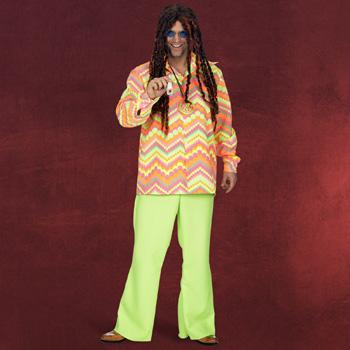 Hippie Anzug Kost�m Herren