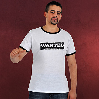 One Piece - Dead Or Alive T-Shirt wei�