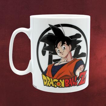 DragonBall Z - Son Goku Tasse