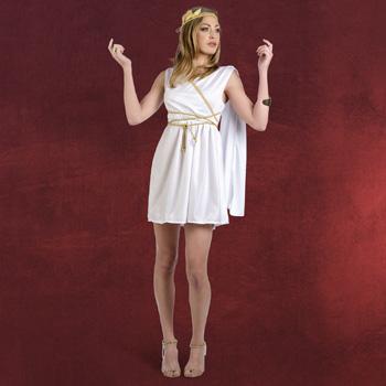 Römische Göttin Diana Kostüm Damen