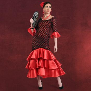 Spanierin Kostüm Damen