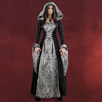 Gothic Lady Cassandra Kostüm Damen