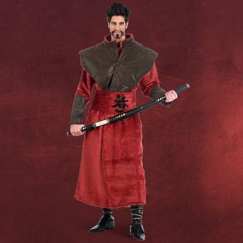 Samurai Kostüm Herren