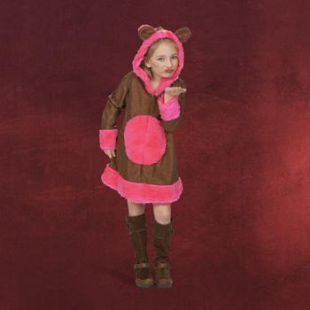 Bärchen Kleid Kinderkostüm