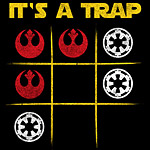 Star Wars - Its A Trap T-Shirt