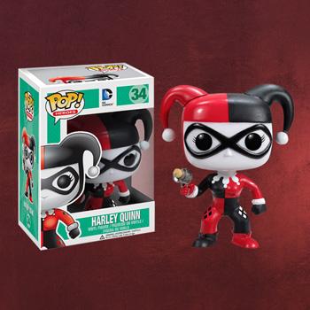 DC Harley Quinn Mini-Figur