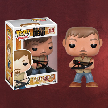 Walking Dead - Daryl Mini-Figur