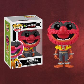 Muppets - Animal Mini-Figur