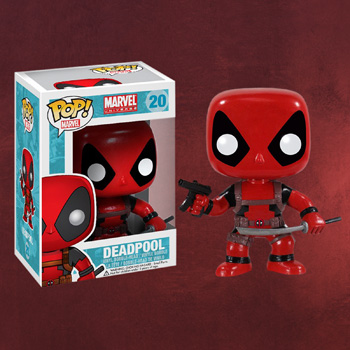 Marvel - Deadpool Mini-Figur