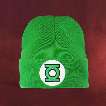 Green Lantern Logo Beanie