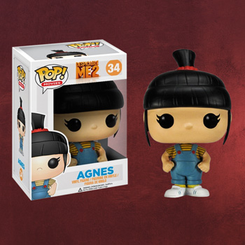 Einfach unverbesserlich - Agnes Mini-Figur
