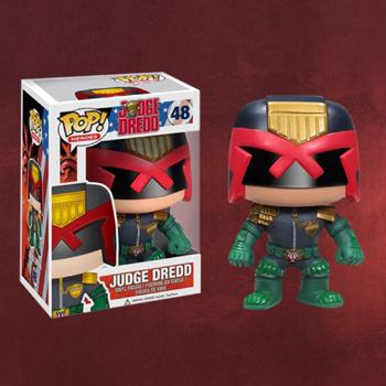 Judge Dredd Mini-Figur