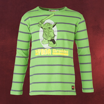 LEGO Star Wars - Yoda Chronicles Longsleeve für Kinder grün
