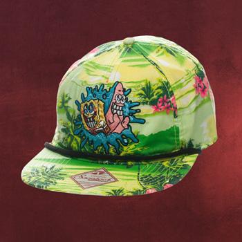 Spongebob Snapback Cap