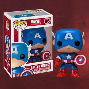 Captain Amerika - Marvel Mini-Figur