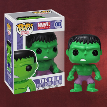 Hulk - Marvel Mini-Figur