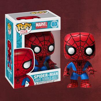 Spider-Man Marvel Mini-Figur