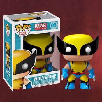 Wolverine Marvel Mini-Figur