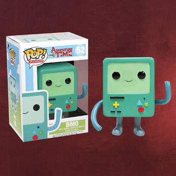 Adventure Time - BMO Mini-Figur