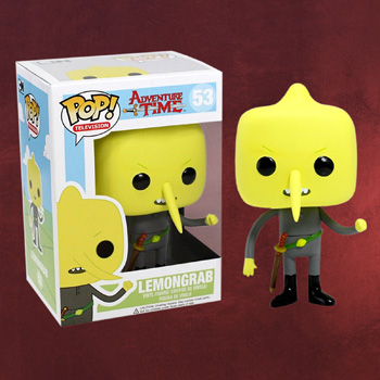 Adventure Time - Lemongrab Mini-Figur