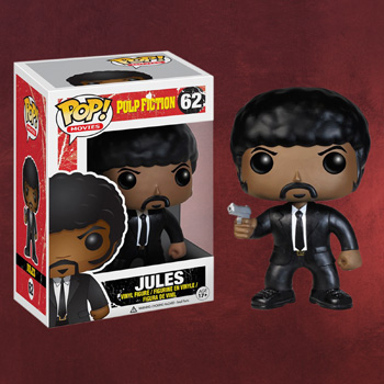 Pulp Fiction - Jules Mini-Figur
