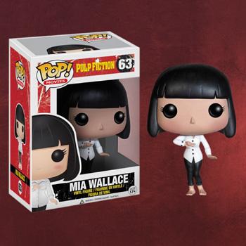 Pulp Fiction - Mia Wallace Mini-Figur