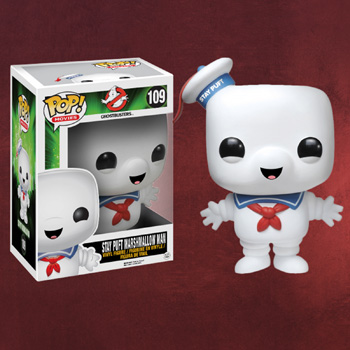 Ghostbusters - Marshmallow Man Mini XXL Figur