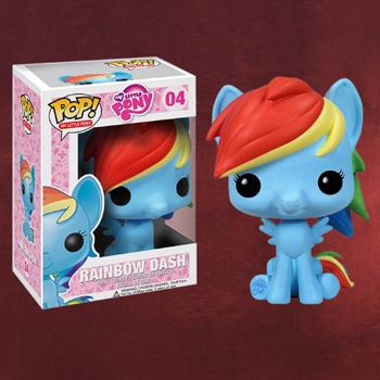 My Little Pony - Rainbow Dash Mini-Figur