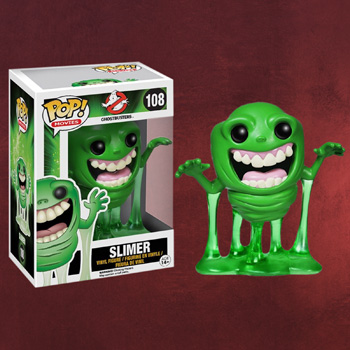 Ghostbusters - Slimer Mini-Figur