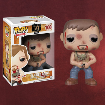 Walking Dead - Injured Daryl Mini-Figur