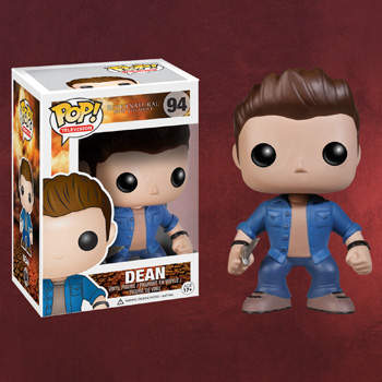 Supernatural - Dean Mini-Figur