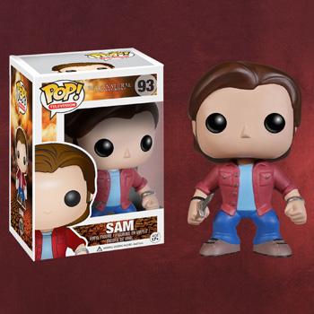 Supernatural - Sam Mini-Figur