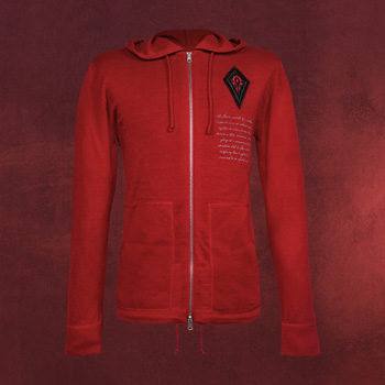 World of Warcraft - Horde Rage Kappu-Jacke