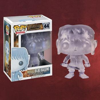Der Hobbit - Unsichtbarer Bilbo Mini-Figur