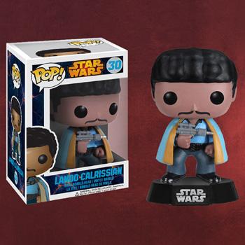 Star Wars - Lando Calrissian Wackelkopf Figur