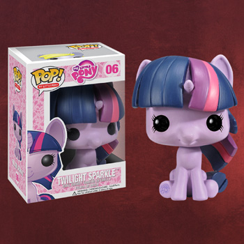 My Little Pony - Twilight Sparkle Mini-Figur